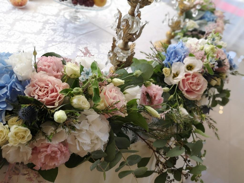 Masa prezidiu nunti